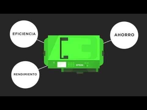 Impresoras con Bolsas de Tinta Reemplazables