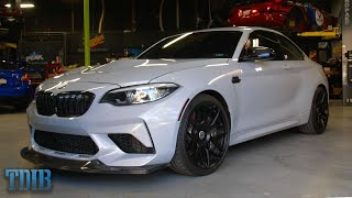 500HP BMW M2 Competition Review! The Best Modern BMW Ever Made by That Dude in Blue