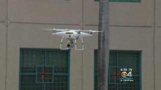 Broward Sheriff's Office To Begin Using Drones