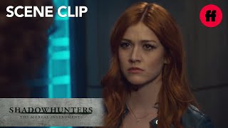 Shadowhunters | Season 2, Episode 13: Maia Gets Arrested | Freeform