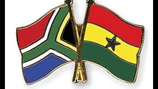 preview picture of video 'Afrique du Sud - Ghana [PES 2015] | CAN 2015 (3ème Journée - Groupe C) | CPU Vs. CPU'