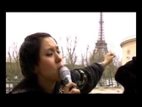 """Севара и Эльф """"За Дождём"""" (Париж 2009)"""