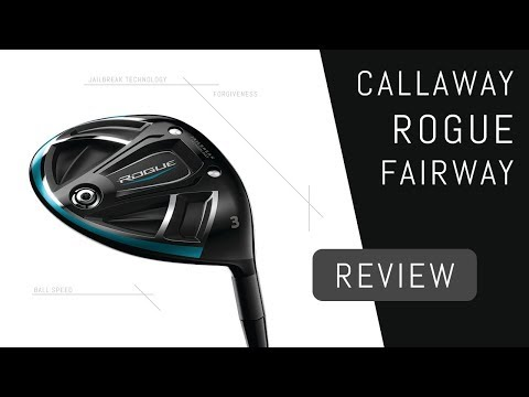 Callaway Rogue Fairway Review