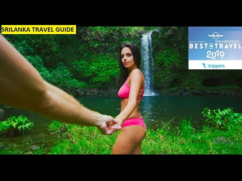 Sri Lanka Travel Guide & Lonely Planet's Best in Travel 2019