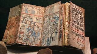Письменность Древних Майя История древних цивилизаций