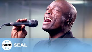"""Seal performs 'Christmas Song (Chestnuts Roasting)"""" exclusively for SiriusXM"""