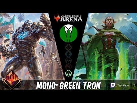 Download Mono G Tron Ponza Standard Deck Mtg Arena Video 3GP