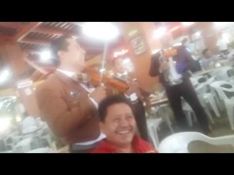 Desmadre con el mariachi en guadalajara