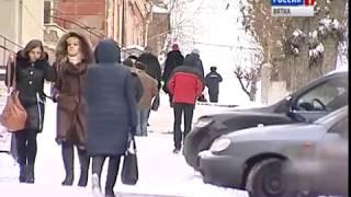 В Кировском центре травматологии растет число пациентов, пострадавших на гололёде(ГТРК Вятка)