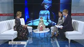 Интервью с художником-кукольником Оксаной Сахаровой