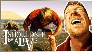 Desert Island SHIPWRECK | I Shouldn't Be Alive | S01 E08 | Full Episodes | Thrill Zone