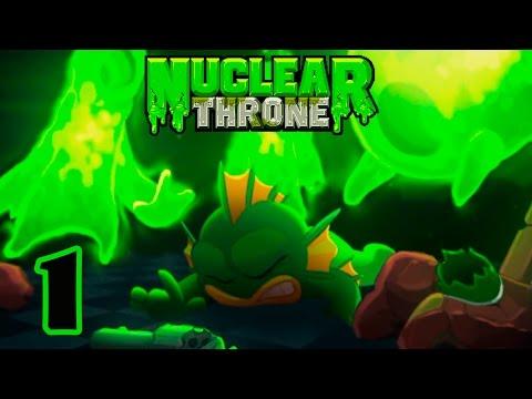 Прохождение Nuclear Throne #1 - Путь на Трон (Fish)