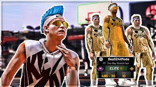 THE FIRST ALL *GOLDEN* MY PLAYER DOESNT MISS. THE ULTIMATE 2S DUO? SO MANY GREENS NBA 2K19 Gold Rush