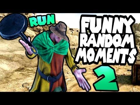 Mordhau funny random moments montage 2