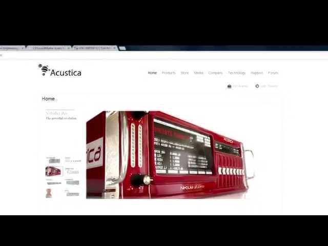 Introduction to Acqua Audio Plugins & Acustica Red EQ Demo