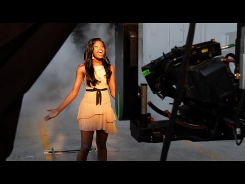 Let It Shine: Guardian Angel Music Video BTS with Coco & Tyler | Disney Playlist