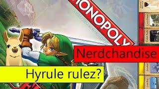 Monopoly: Legend of Zelda (Brettspiel) / Nerdchandise / SpieLama
