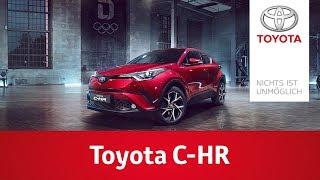 Toyota C-HR Team Deutschland