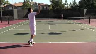 Tennis Lesson for Beginners: Actual Game - Part 3 of 5
