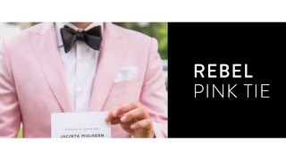 Ritual or Rebellion: Wardrobe, Invitations & Cake - Wedding Advice from Men's Vows