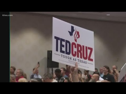 Cruz, O'Rourke make campaign pushes in Houston ahead of Election Day