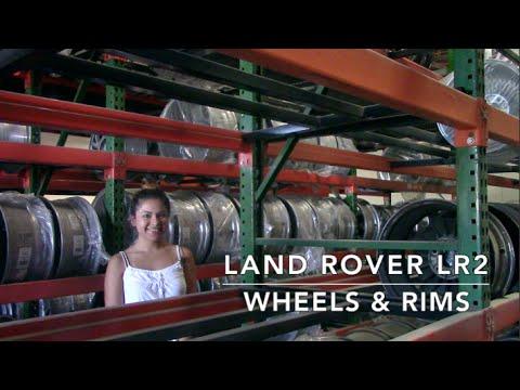 Factory Original Land Rover LR2 Wheels & Land Rover LR2 Rims – OriginalWheels.com