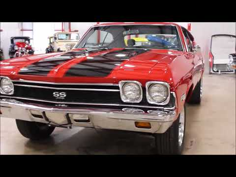 Video of Classic 1968 Chevelle located in Michigan Offered by GR Auto Gallery - LWG2