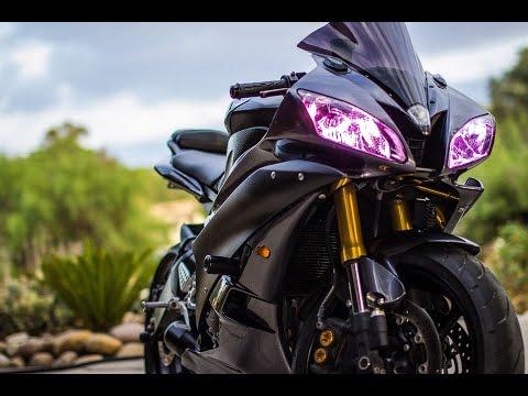 First Bike Reveal Yamaha R6
