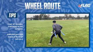 Wide Receiver Drills | NFL FLAG Football