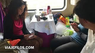 preview picture of video 'El camino al Tíbet en tren'
