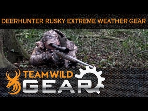 Deerhunter Rusky Extreme Weather Gear in Realtree Xtra