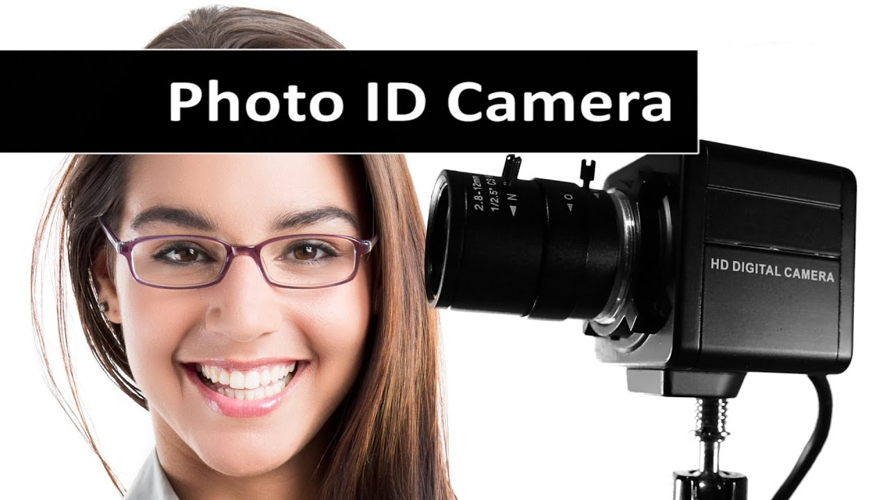 New Video for our Photo ID Camera with Zoom
