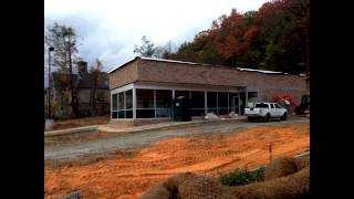Waffle House Boone NC Construction Time Lapse
