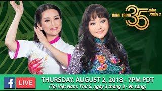 Livestream với Hương Lan & Hương Thủy - August 2, 2018