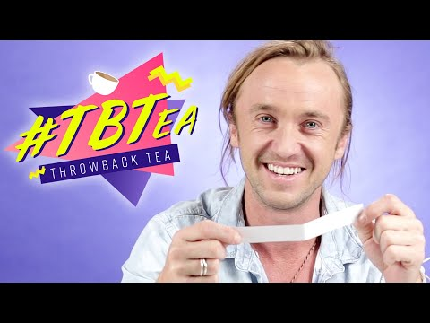 """Tom Felton Spills The Tea On """"Harry Potter"""" And More"""