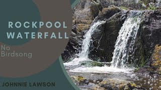 8 Hours Relaxing Nature Sounds-Sound of Water Relaxation-Meditation-Study-Sleep Relax-Waterfall