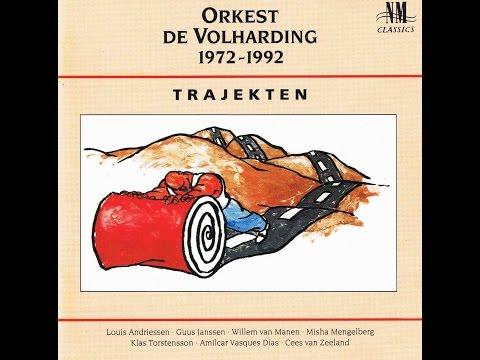 misha mengelberg, orkest de volharding – dressoir (1977, rec. 1991)