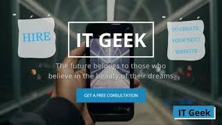 IT Geek - Video - 2