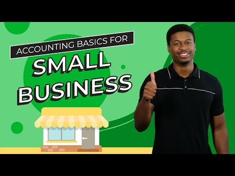 Accounting Basics for Small Business Owners [By a CPA]