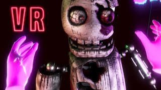 PLAY AS BLANK IN VR! Five Nights at Candy's 2 VR #2
