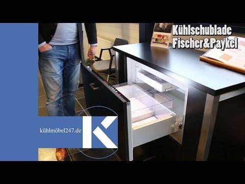 Fisher&Paykel Kühllade Schublade 90 cm Breit: auf jede höhe Kühlen mit einen Kühl Schublade