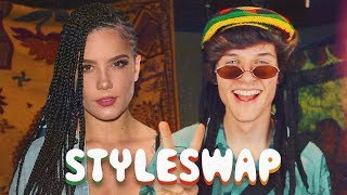 If WITHOUT ME by HALSEY was a REGGAE HIT! | STYLESWAP