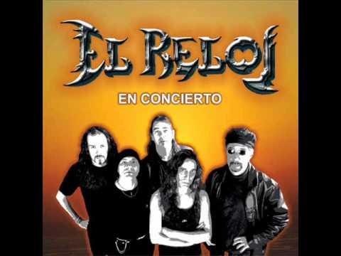 EL RELOJ - El viejo Serafin + Harto y Confundido - Con Claudio Marciello (En Concierto 2003)