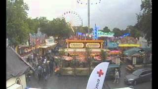 preview picture of video 'Freischießen Peine 2011 Zeitraffer'