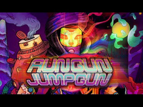RunGunJumpGun  - Announcement Trailer thumbnail