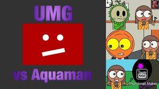 UMG vs Aquaman - Meme (FlipaClip Original Animation) Fortnite