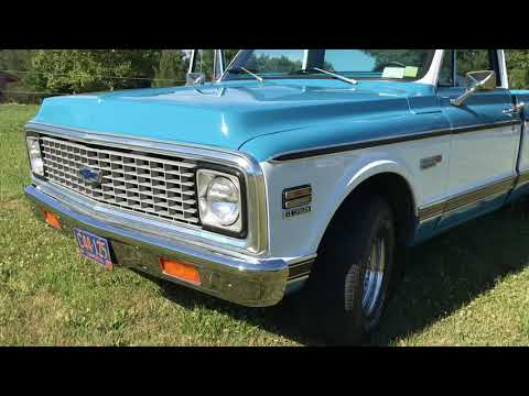 Video of Classic '71 Chevrolet C10 located in New York Offered by a Private Seller - PZ98