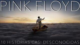PINK FLOYD: 10 HISTORIAS CASI DESCONOCIDAS