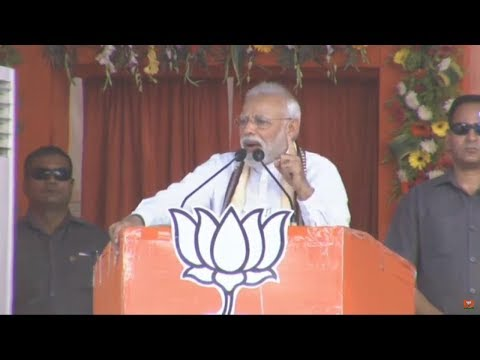 LIVE : PM Modi Addresses Public Meeting at Ramanathapuram, Tamil Nadu | YOYO TV Tamil Live