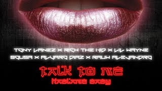 Hablame Baby (Talk To Me) | Tory Lanez, Rauw Alejandro, Rich The Kid, Sousa, Lil Wayne, Alvaro Diaz